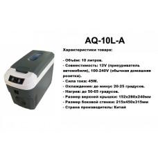 Автохолодильник AQ-10L-A (10 литров)