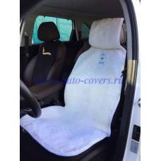 Накидка на сиденье автомобиля Мутон (Автопилот)