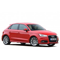 Чехлы на Audi A1 2010-2018 г.в (Автопилот)