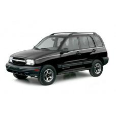 Чехлы на Chevrolet Tracker с 1998-2004 г.в.
