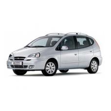 Чехлы на Chevrolet Rezzo 2004-2010 г.в (Автопилот)