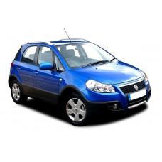 Чехлы на Fiat Sedici с 2005-2014 г.в.