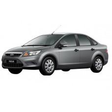 Чехлы на Ford Focus 2 Comfort 2005-2011 г.в (Автопилот)