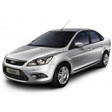 """Чехлы на Ford Focus 2 """"Ghia"""" с 2005-2011 г.в."""