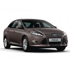 Чехлы на Ford Focus 3 Ambiente,Trend 2011-2019 г.в (Автопилот)