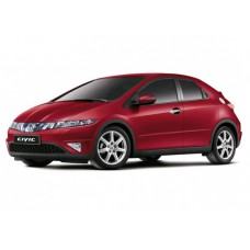 Чехлы на Honda Civic 8 хэтчбек с 2006-2012 г.в.