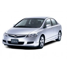 Чехлы на Honda Civic 8 седан с 2006-2012 г.в.