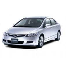 """Чехлы """"Автопилот"""" на Honda Civic 8 седан 2006-2012 г.в."""