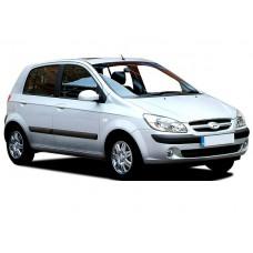 Чехлы на Hyundai Getz 2002-2011 г.в (Автопилот)