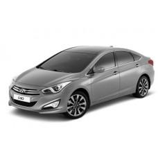 """Чехлы """"Автопилот"""" на Hyundai i40 2012-2017 г.в."""