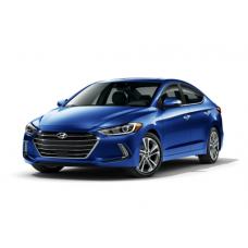 Чехлы на Hyundai Elantra 6 (AD) 2016-2019 г.в (Автопилот)