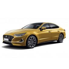 Чехлы на Hyundai Sonata 8 (DN8) 2019-2021 г.в (Автопилот)