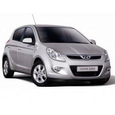 Чехлы на Hyundai i20 2008-2014 г.в (Автопилот)