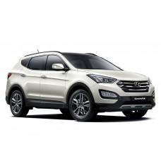 Чехлы на Hyundai Santa Fe 2012-2018 г.в (Автопилот)