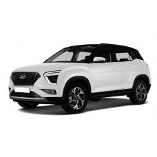 Чехлы на Hyundai Creta 2021-2022 г.в (Автопилот)