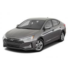 Чехлы на Hyundai Elantra 6 (AD) рестайлинг 2019-2020 г.в (Автопилот)