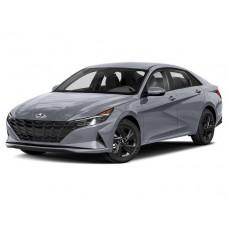 Чехлы на Hyundai Elantra 7 (CN7) 2021-2022 г.в (Автопилот)