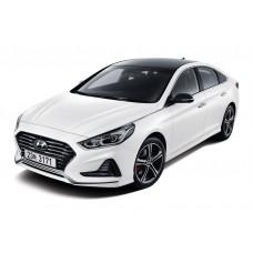 Чехлы на Hyundai Sonata 7 (LF) 2017-2019 г.в (Автопилот)