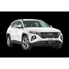 Чехлы на Hyundai Tucson 2020-2021 г.в (Автопилот)