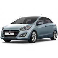 Чехлы на Hyundai i30 2012-2017 г.в (Автопилот)