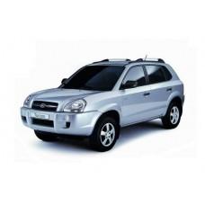Чехлы на Hyundai Tucson 2004-2010 г.в (Автопилот)