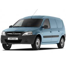 Чехлы на Лада Ларгус 2 места фургон 2012-2019 г.в (Автопилот)