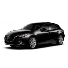 Чехлы на Mazda 3 (BM) хэтчбек 2013-2019 г.в (Автопилот)