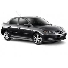Чехлы на Mazda 3 (BK) 2003-2009 г.в (Автопилот)
