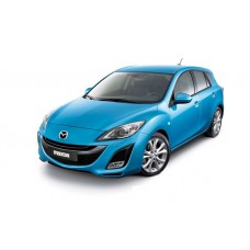 Чехлы на Mazda 3 (BL) 2009-2013 г.в (Автопилот)