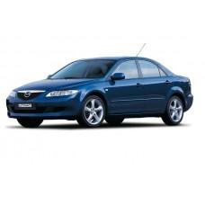 Чехлы на Mazda 6 (GG) седан 2002-2007 г.в (Автопилот)