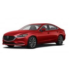 Чехлы на Mazda 6 (GJ) седан 2018-2019 г.в (Автопилот)