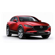 Чехлы на Mazda CX-30 с 2019-2021 г.в.