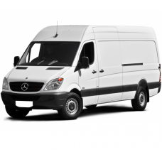 Чехлы на Mercedes-Benz Sprinter 2006-2018 г.в (Автопилот)