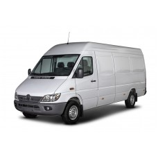Чехлы на Mercedes-Benz Sprinter 3 места с 1995-2006 г.в.