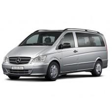 Чехлы на Mercedes-Benz Viano W639 2003-2014 г.в (Автопилот)