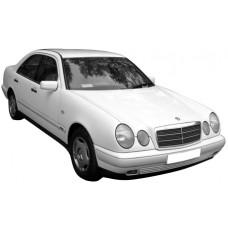 Чехлы на Mercedes-Benz E-Klasse (W210) седан 1995-2002 г.в (Автопилот)