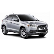 Чехлы на Mitsubishi ASX 2010-2019 г.в (Автопилот)