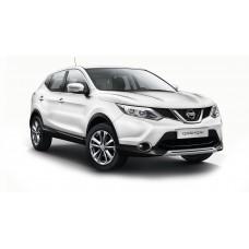 Чехлы на Nissan Qashqai 2014-2018 г.в (Автопилот)