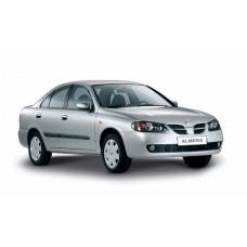 Чехлы на Nissan Almera N16 2000-2006 г.в (Автопилот)