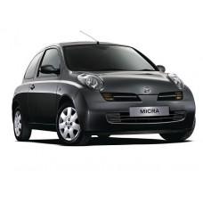 Чехлы на Nissan Micra K12 2003-2010 г.в (Автопилот)