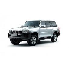 Чехлы на Nissan Patrol Y61 1997-2010 г.в (Автопилот)