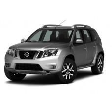 Чехлы на Nissan Terrano 2014-2016 г.в (Автопилот)