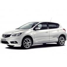 Чехлы на Nissan Tiida хэтчбек 2015-2018 г.в (Автопилот)