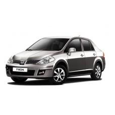 Чехлы на Nissan Tiida седан 2004-2014 г.в (Автопилот)