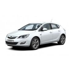 Чехлы на Opel Astra J седан/хэтчбек 2010-2015 г.в (Автопилот)
