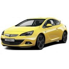 Чехлы на Opel Astra J GTC 2010-2015 г.в (Автопилот)