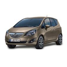 Чехлы на Opel Meriva B 2010-2015 г.в (Автопилот)
