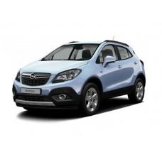 Чехлы на Opel Mokka 2012-2016 г.в (Автопилот)