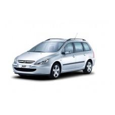 Чехлы на Peugeot 307 универсал 2001-2008 г.в (Автопилот)