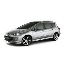 Авточехлы из Экокожи Peugeot 308 Универсал - Чехлы на Пежо 308 Универсал